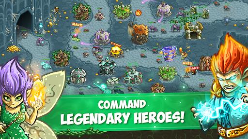 Kingdom Rush Origins - Tower Defense Game  screenshots 9