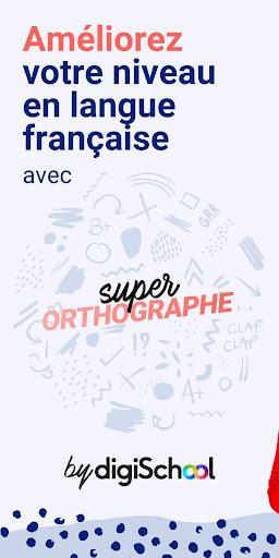 Orthographe : cours et quiz 1.3.9 screenshots 1