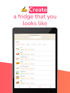 Magic Fridge: Easy recipe idea and anti-waste Screenshot