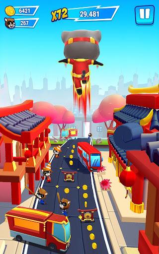 Talking Tom Hero Dash – Run Game