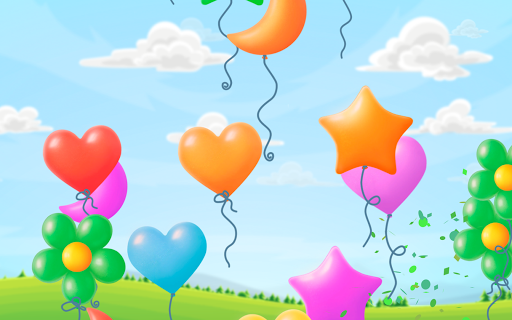 Balloon Pop for toddlers. Learning games for kids 1.9.2 Screenshots 8