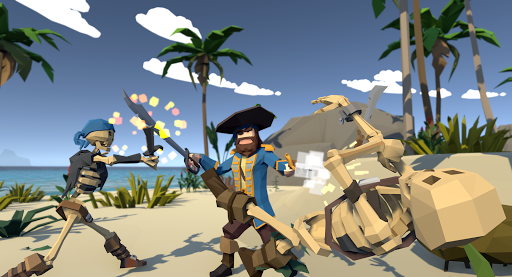 Pirates Island on Caribbean Sea Polygon screenshots 16