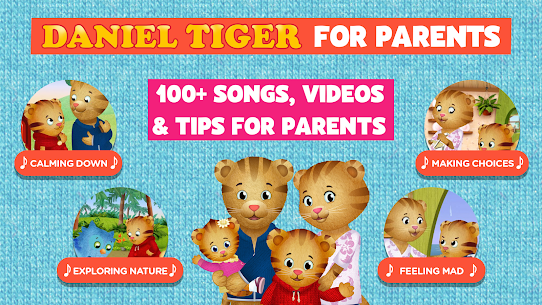 Daniel Tiger for Parents For Pc – Free Download For Windows 7, 8, 8.1, 10 And Mac 1