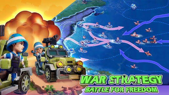 Top War: Battle Game 4