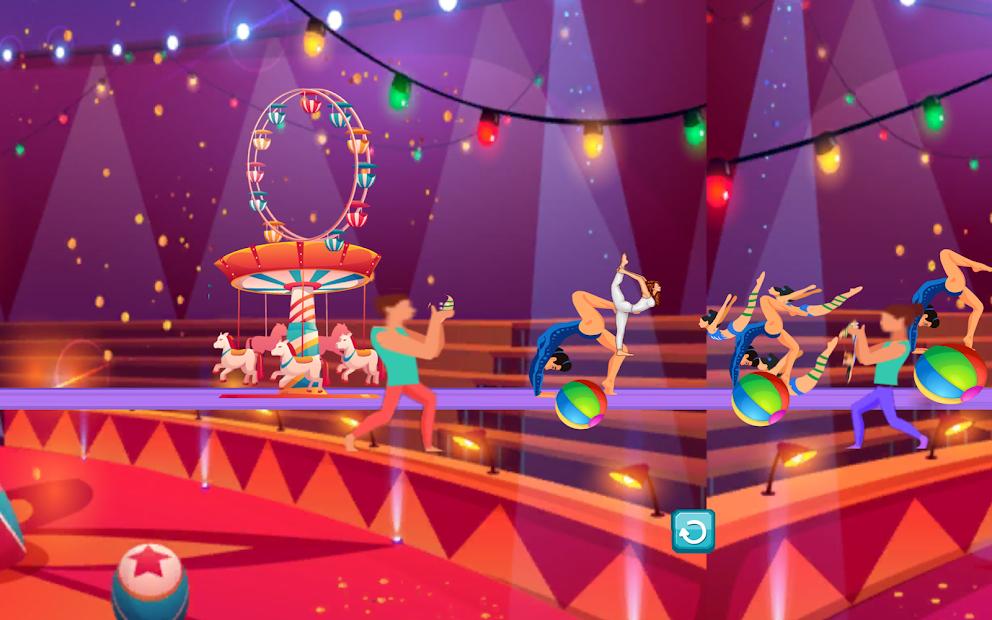 Acrobatic - Circus screenshot 4