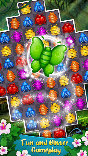 Candy Bugs Paradise screenshots 6