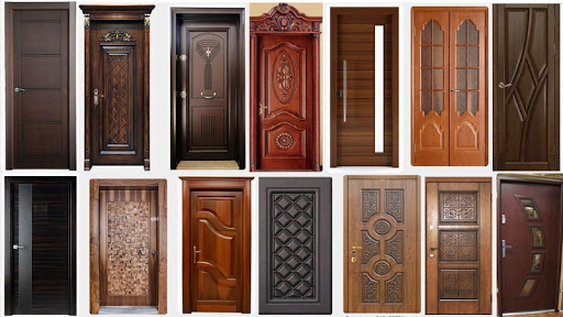 Wooden Door Design 8.0 Screenshots 1