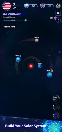 Universe Master - Break The Earth modiapk screenshots 1