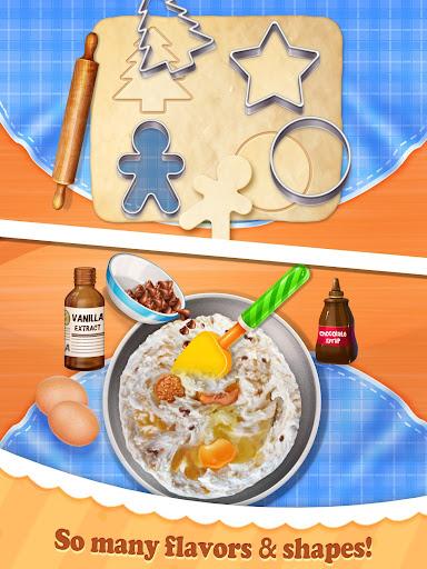 Sweet Cookies Maker - The Best Desserts Snacks 1.2 screenshots 1