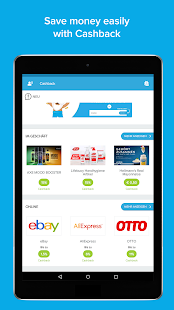 marktguru - leaflets, offers & cashback Screenshot