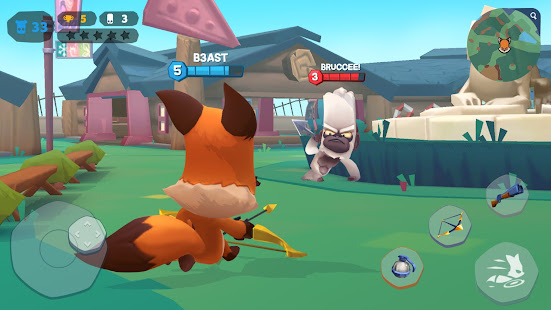 Zooba: Free-for-all Zoo Combat Battle Royale Games 3.1.0 screenshots {n} 2