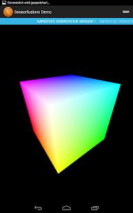 Sensor fusion 1.5.65 Screenshots 3