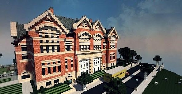 School Maps for Minecraft For Pc (Windows 7, 8, 10 & Mac) – Free Download 1