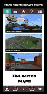 Maps for Minecraft MCPE