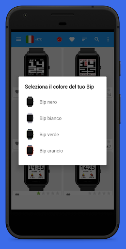 Amazfit Bip / Lite WatchFaces apktram screenshots 6