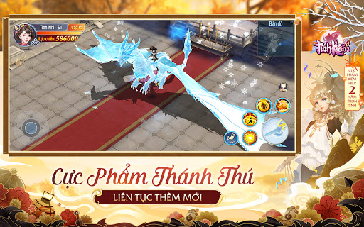 Tu00ecnh Kiu1ebfm 3D - Tu00e2n Thu1ebf Giu1edbi 1.0.43 screenshots 8