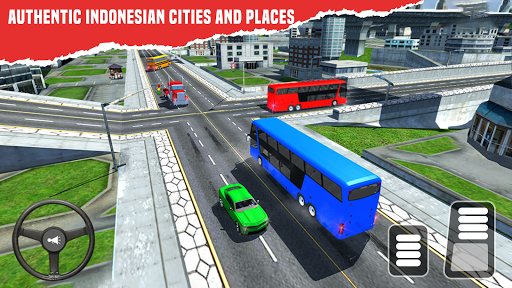 City Bus Simulator 1.0 screenshots 4