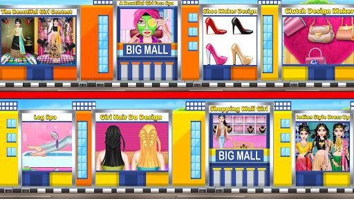Superstar Fashion Stylist Dress up - Girl Game 1.0.8 screenshots 16