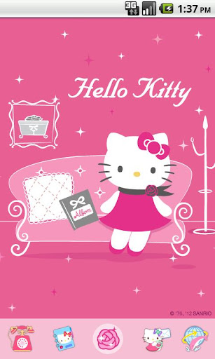 Hello Kitty Theme 3 For PC Windows (7, 8, 10, 10X) & Mac Computer Image Number- 5