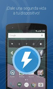 uBooster by Uptodown Apk Download New 2021 4