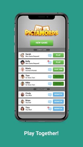 Pictawords - Crossword Puzzle  screenshots 3
