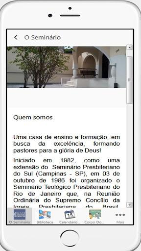 Seminu00e1rio Presbiteriano Simonton  Screenshots 2