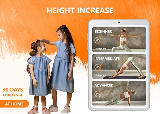 Height Increase after 18 -Yoga Exercise, Be Taller  Screenshots 8