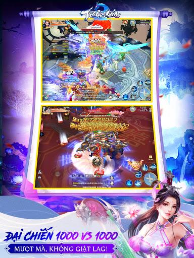 Thiu00ean Long Kiu1ebfm 2: PK Lu00ean Vip 3.0.0 screenshots 6