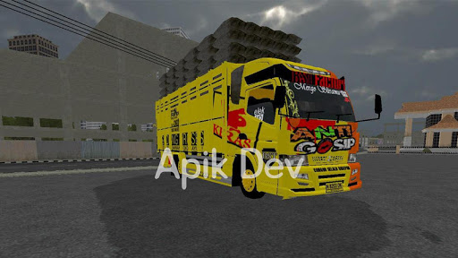 Mod Truck Bussid Terlengkap V3.3 2020 Screenshot 1