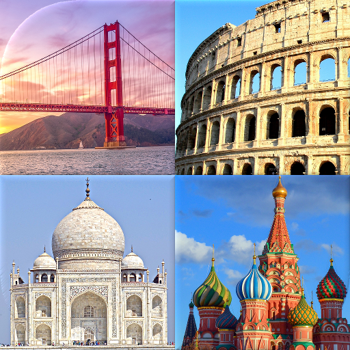 Cities of the World Photo-Quiz - Guess the City