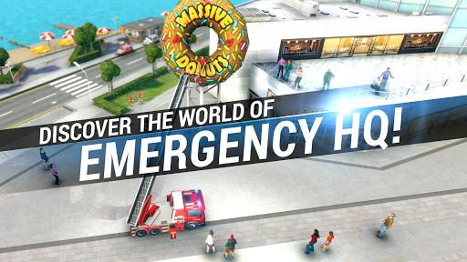 EMERGENCY HQ - free rescue strategy game 1.5.06 screenshots 4