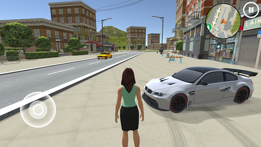 Driving School Simulator 2020 20201010 com.nullapp.drivingschool3d apkmod.id 4