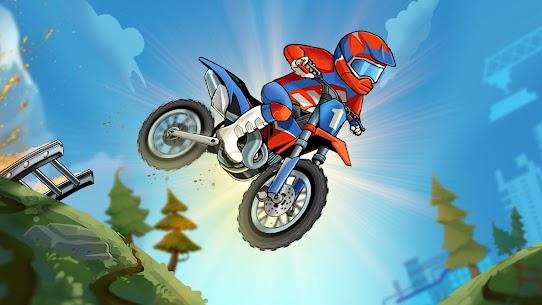 Top Moto Bike  Offroad Racing Apk 1