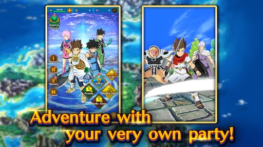 DRAGON QUEST The Adventure of Dai: A Hero's Bonds Varies with device screenshots 16