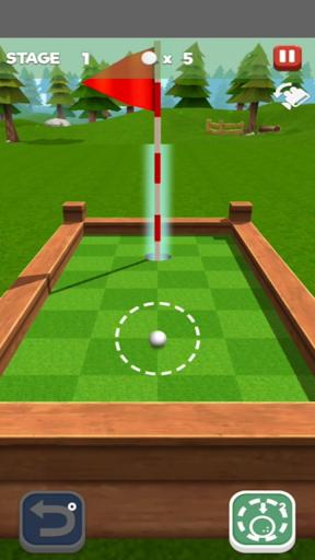 Putting Golf King  screenshots 4