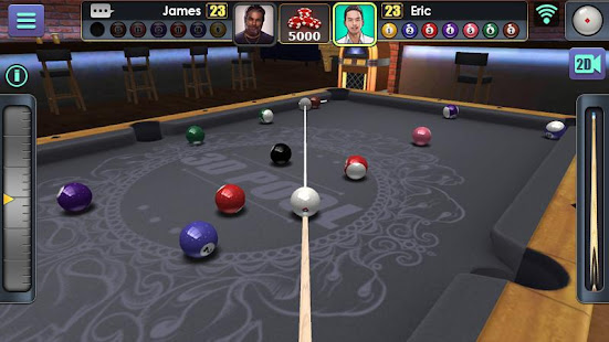 3D Pool Ball Unlimited Money