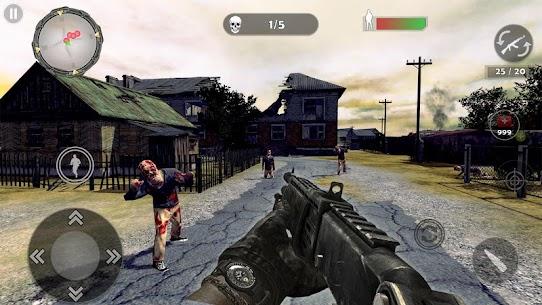 Zombie Shooting Survival – Offline FPS Games Game Hack & Cheats 3