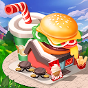 idle Hurger Tycoon - Cooking Empire Game