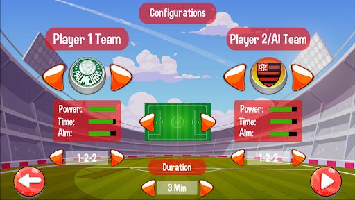 Campeonato brasileiro : Futebol de Botu00e3o u26bd apkpoly screenshots 5