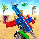 FPS Robot Shooting Games: Robot Game, Gun Games 3D