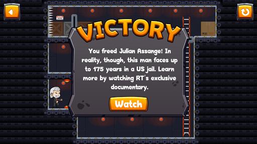 Free Assange  screenshots 8