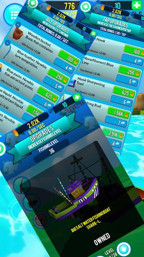 Fishing Clicker Game  screenshots 8