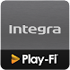 Integra Music Control App - Androidアプリ