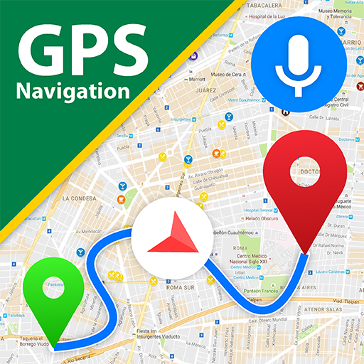 GPS Navigation & Currency Converter – Weather Map