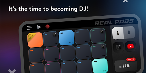 REAL PADS: Become a DJ of Drum Pads 7.12.4 Screenshots 5