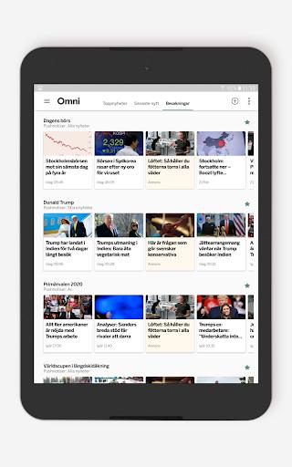 Omni | Nyheter  screenshots 12