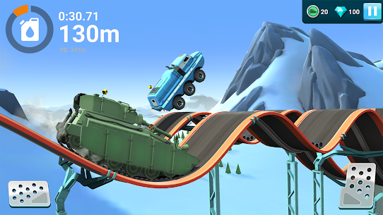 MMX Hill Dash 2 Mod Apk (Unlimited Money) 11.01.12116 8