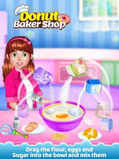 Sweet Donut Maker Bakery 1.13 Screenshots 8
