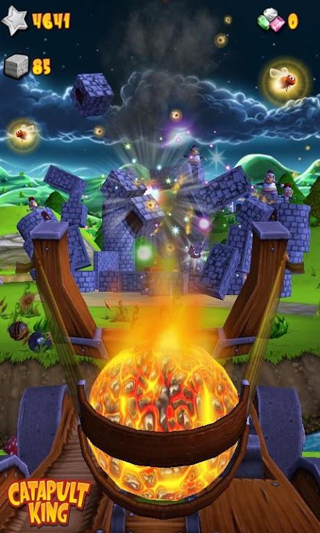Catapult King poster 5