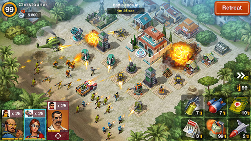 Narcos: Cartel Wars. Build an Empire with Strategy android2mod screenshots 5